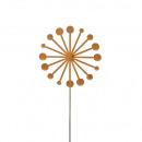 wholesale Home & Living: Metal plug Pusteblume, diameter 30cm